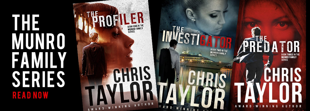 Chris Taylor Munro Series The Profiler