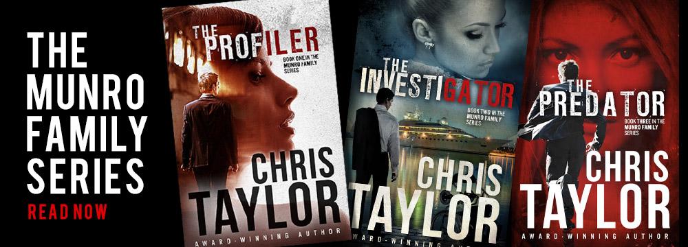 Chris Taylor Munro Series The Profiler