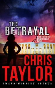 THE BETRAYAL – Book Four in the Munro Family Series