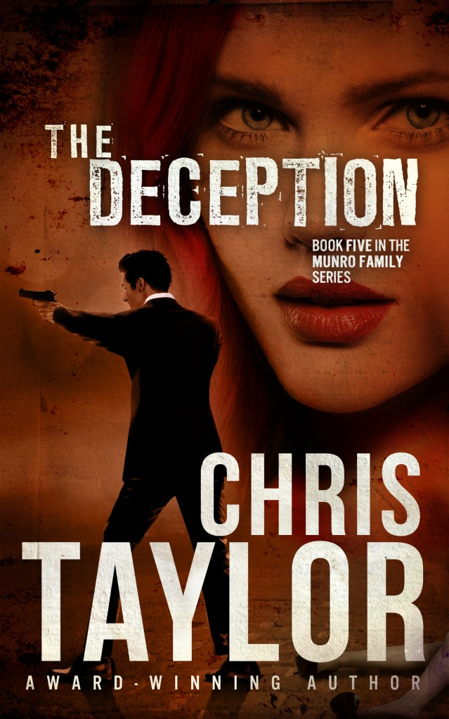 TheDeception Book Five in the Munro Family Series