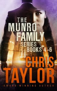 The Munro Family Series Books 4-6