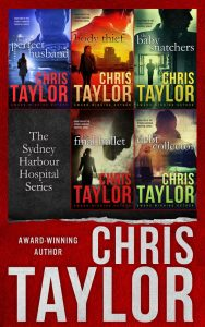 The Sydney Harbour Hospital Series Books 1-5