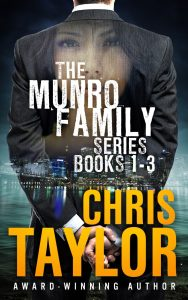 The Munro Family Series Books 1-3