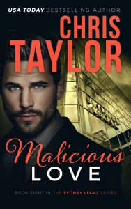 Malicious Love – Book Eight of the Sydney Legal Series