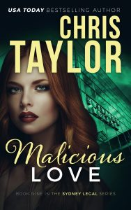 Malicious Love – Book Nine of the Sydney Legal Series