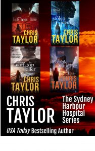 The Sydney Harbour Hospital Series Books 6-9
