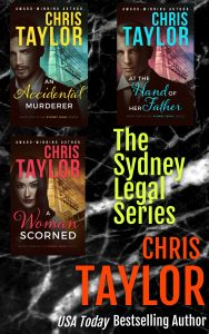 The Sydney Legal Series Boxed Set Books 1-3