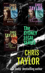 The Sydney Legal Series Boxed Set Books 4-6