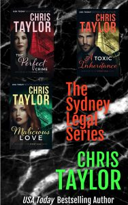 The Sydney Legal Series Boxed Set Books 7-9